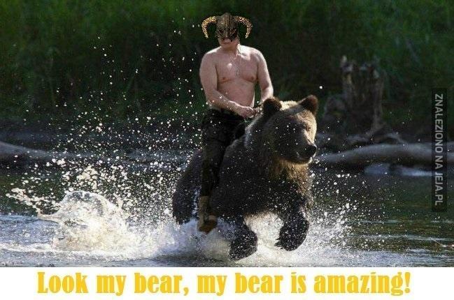 Gdyby Putin grał w Skyrima