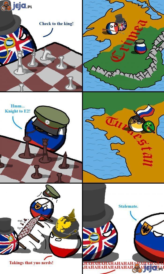 Szachy historii