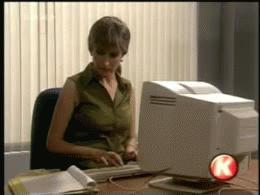 Gdy przyzwyczaisz się do maszyny do pisania