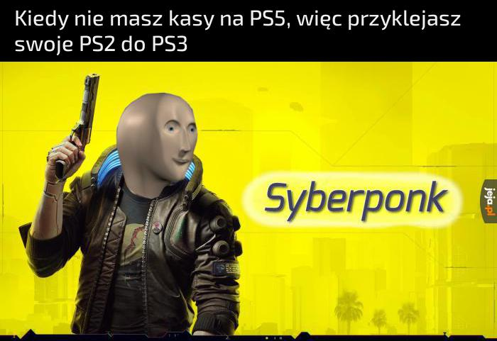 *muzyczka z Cyberpunka*