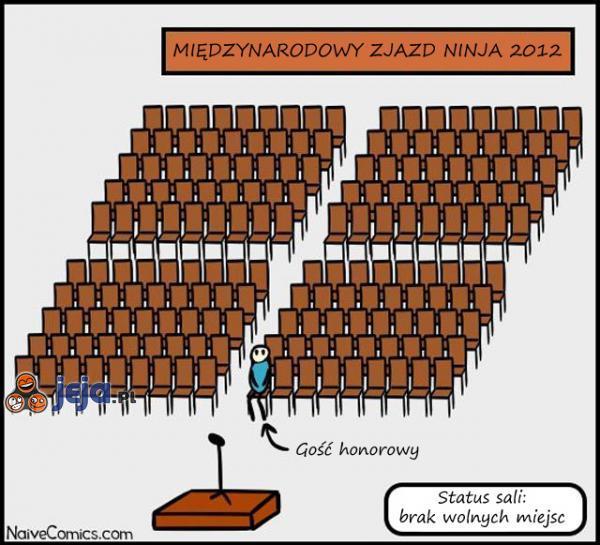 Zjazd ninja