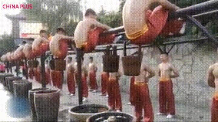 Szkolenie Shaolin