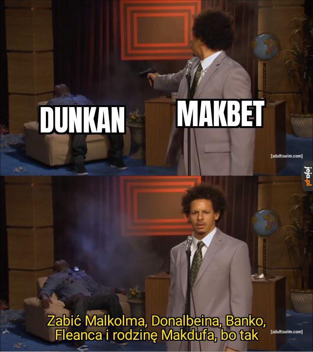 Lubisz Szekspira?