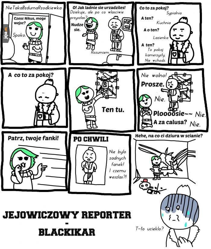 Jejowiczowy Reporter 59