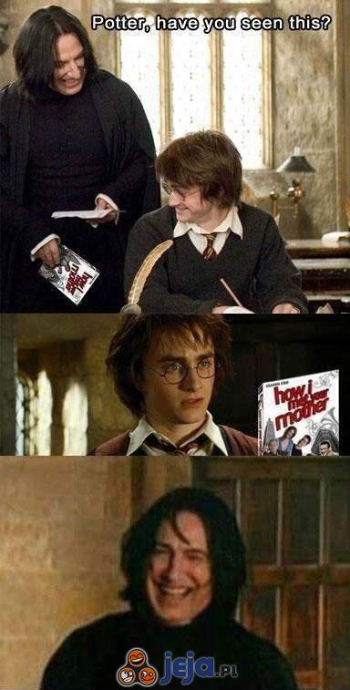 Harry, widziałeś to?