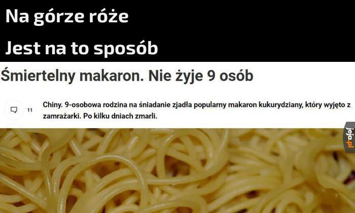 Makaron Grozy