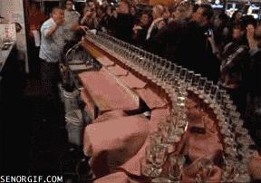 Alkoholowe domino