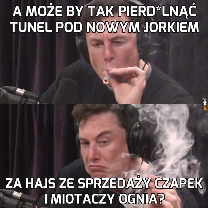 Codzienność Elona