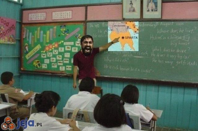 Geografia w szkole