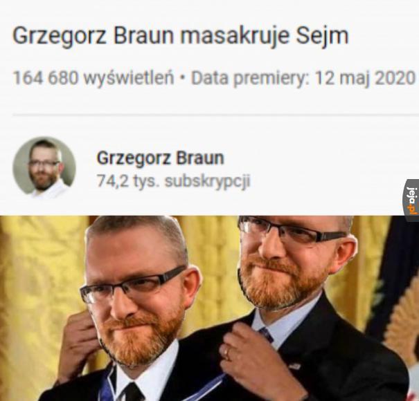 Sejm totalnie zmasakrowany