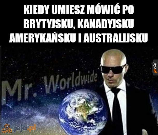 Językowy geniusz