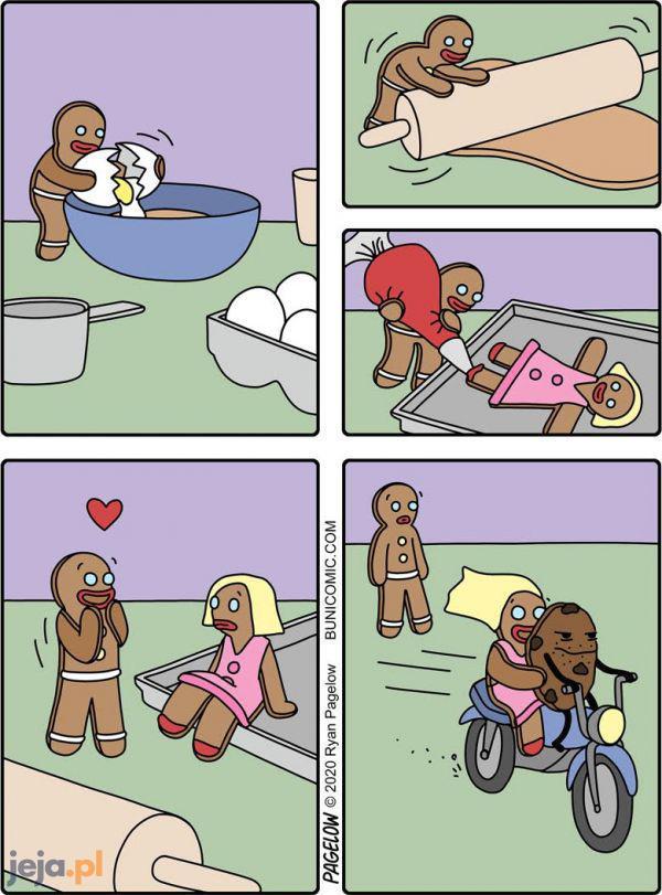 Krótka historia o miłości