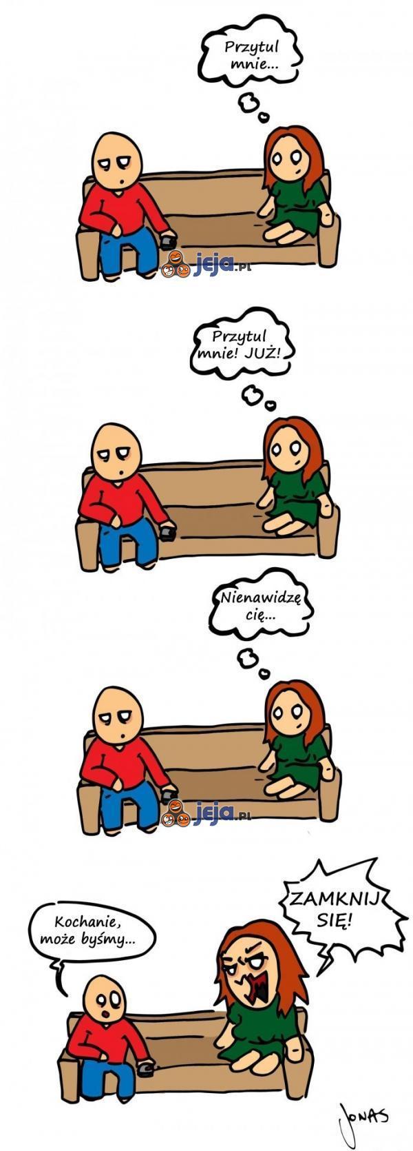 Zrozumieć kobietę
