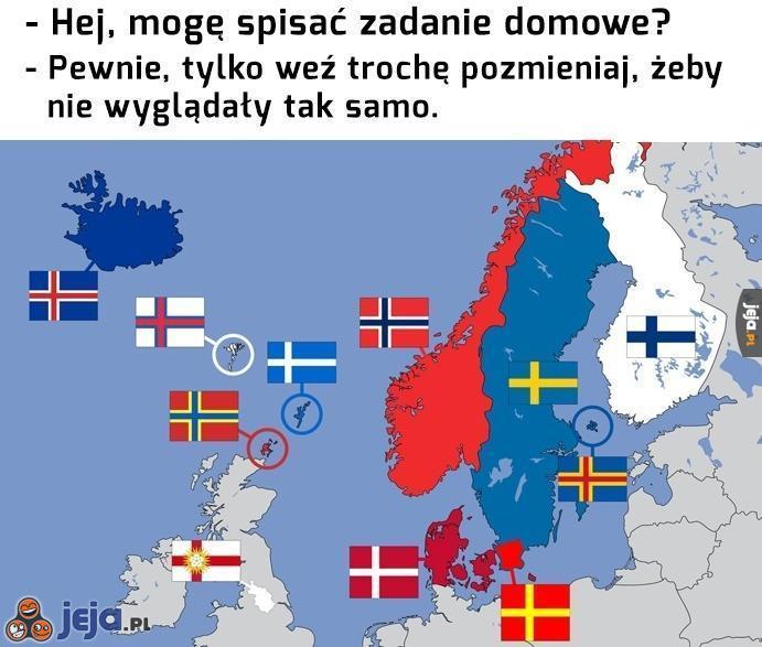 Flagowy plagiat