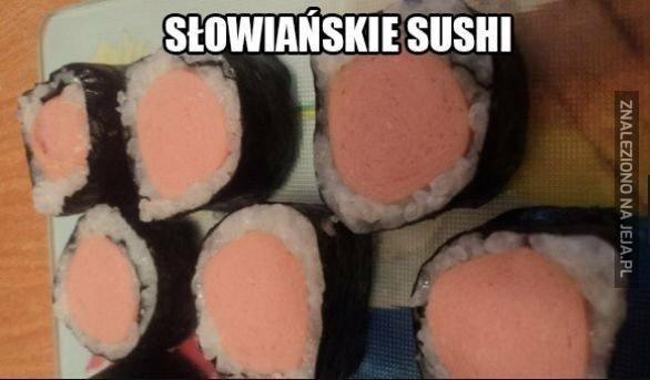 Słowiańskie sushi