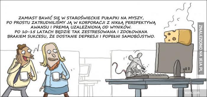 Mysz korporacyjna