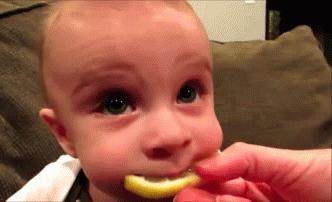 Cytryna dla malucha