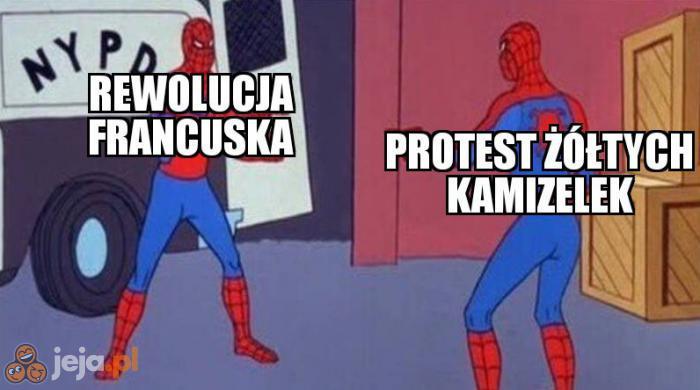 Oni lubią rewolucje