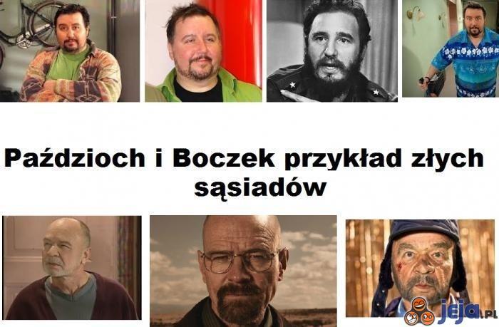 Paździoch i Boczek