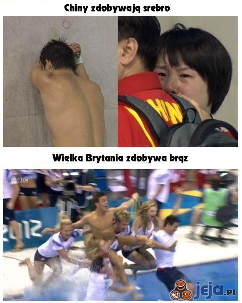Radość z Medali