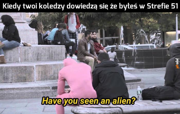 Są kosmici??
