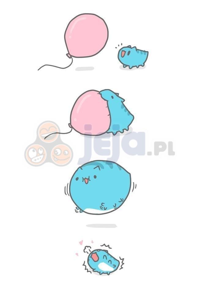 Balon taki pyszny!