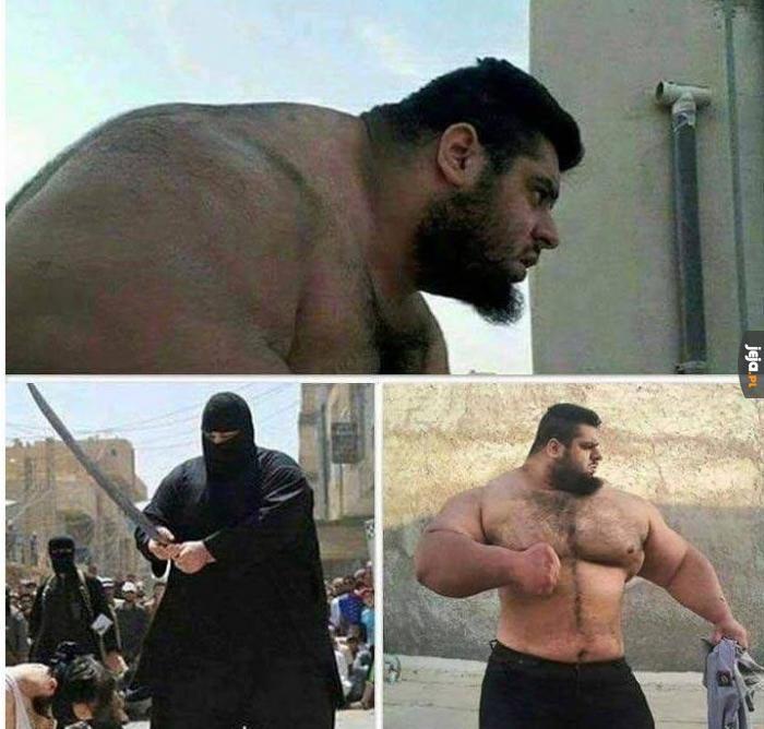 Ostateczny boss w ISIS
