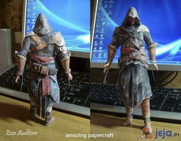 Papierowy Assassin