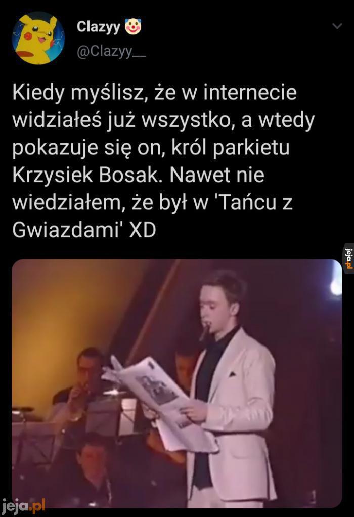 """W Polsce jest dwóch """"krulów"""""""