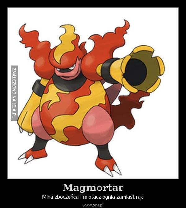 Magmortar