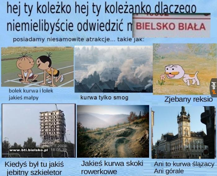 Odwiedźcie Bielsko-Białą!