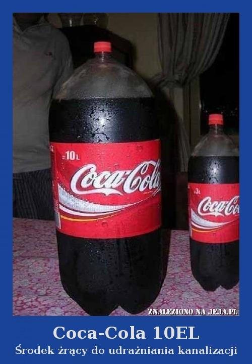 Coca-Cola 10EL