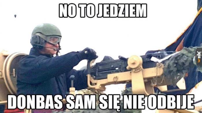 Trzeba uspokoić Ukraińców