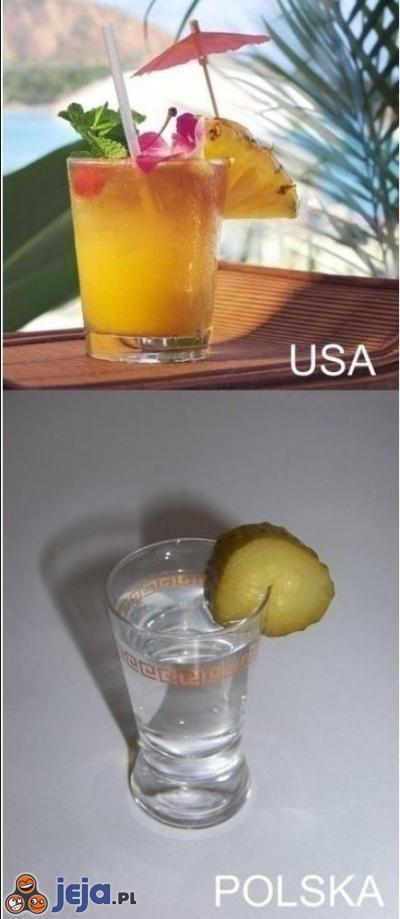 Jaki kraj, taki drink!