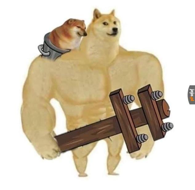 Pies Gargantuar