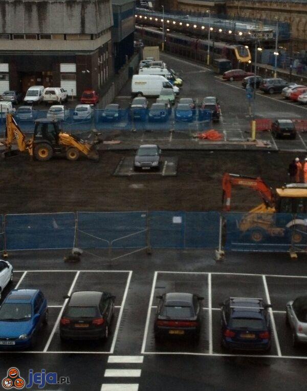 Miejsce parkingowe