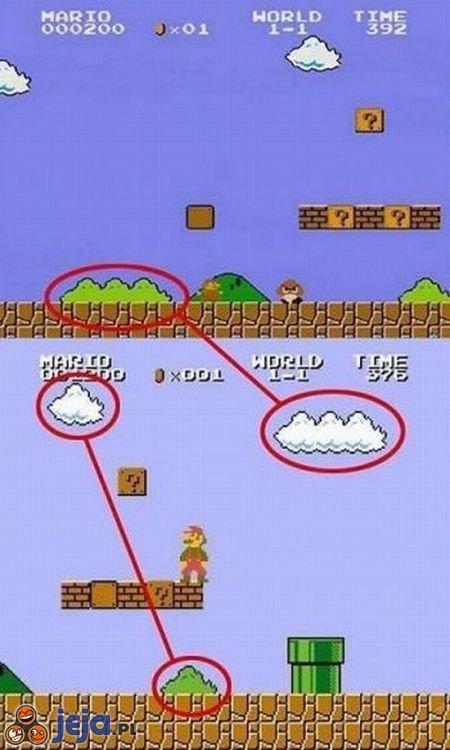Leniwi rysownicy w Mario