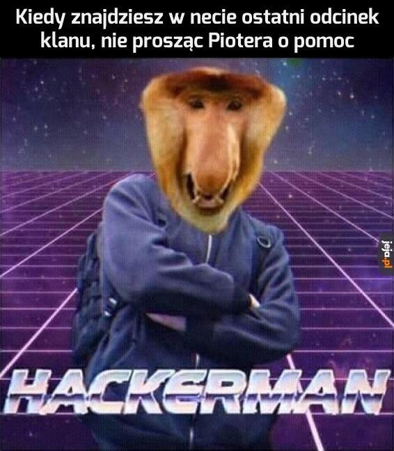 Komputry nie mają przed nim tajemnic