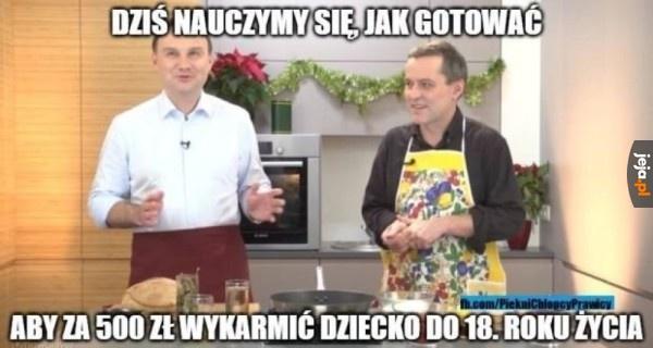 Gotuj z Andrzejem