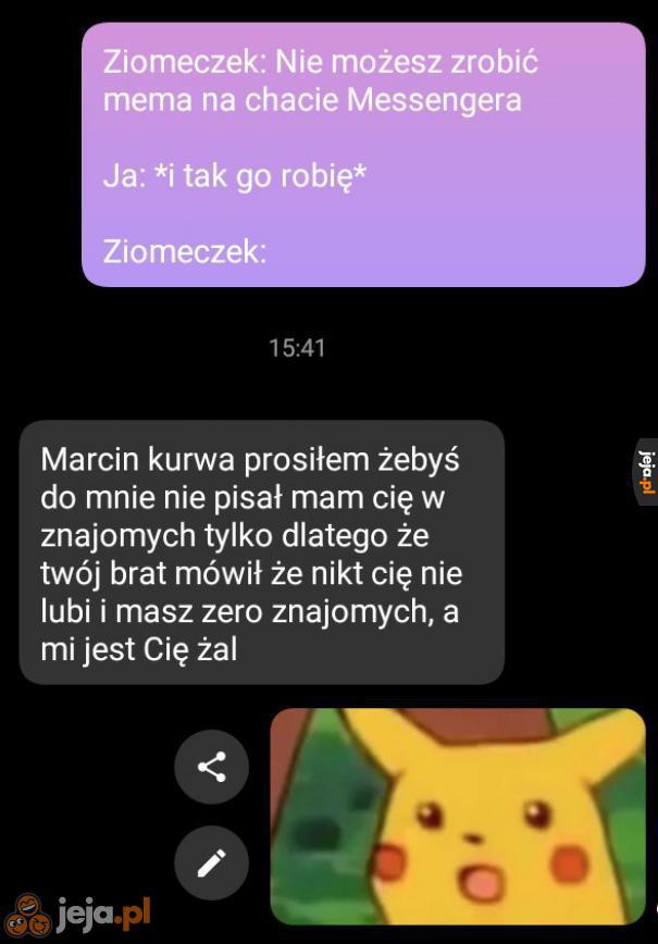 Krótka historia Marcina