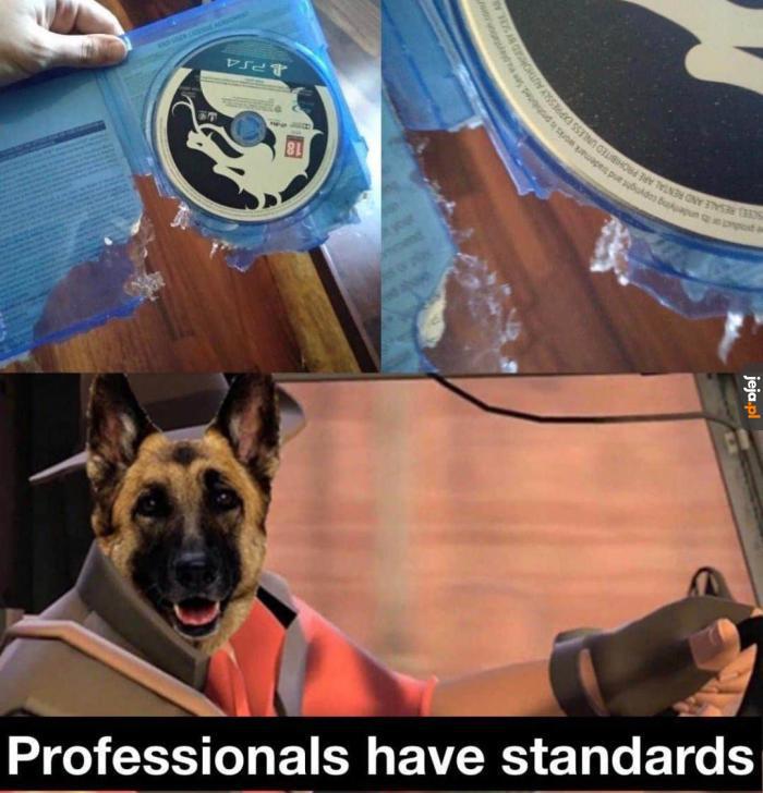 Dobre psy mają zasady