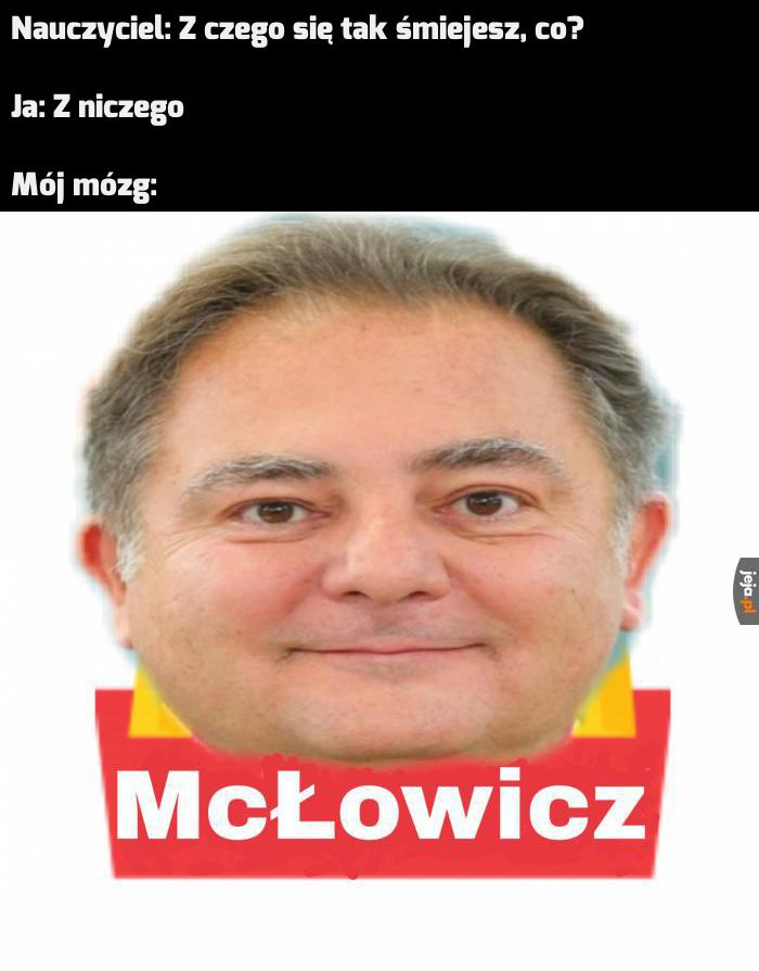 Big McŁowicz