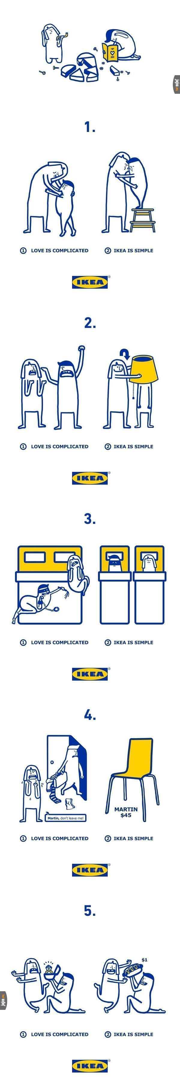 Instrukcje Ikei - jak naprawić problemy w związku