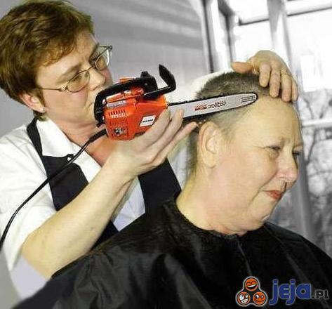Fryzjerka
