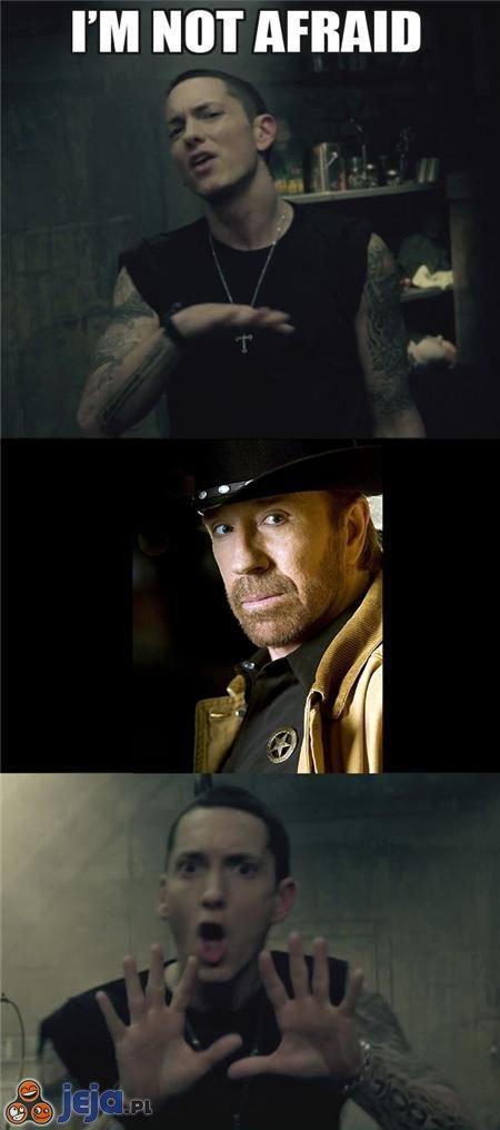 Eminem się nie boi