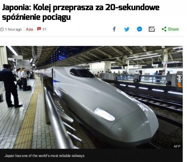 Tymczasem w Polsce 4 godziny to standard