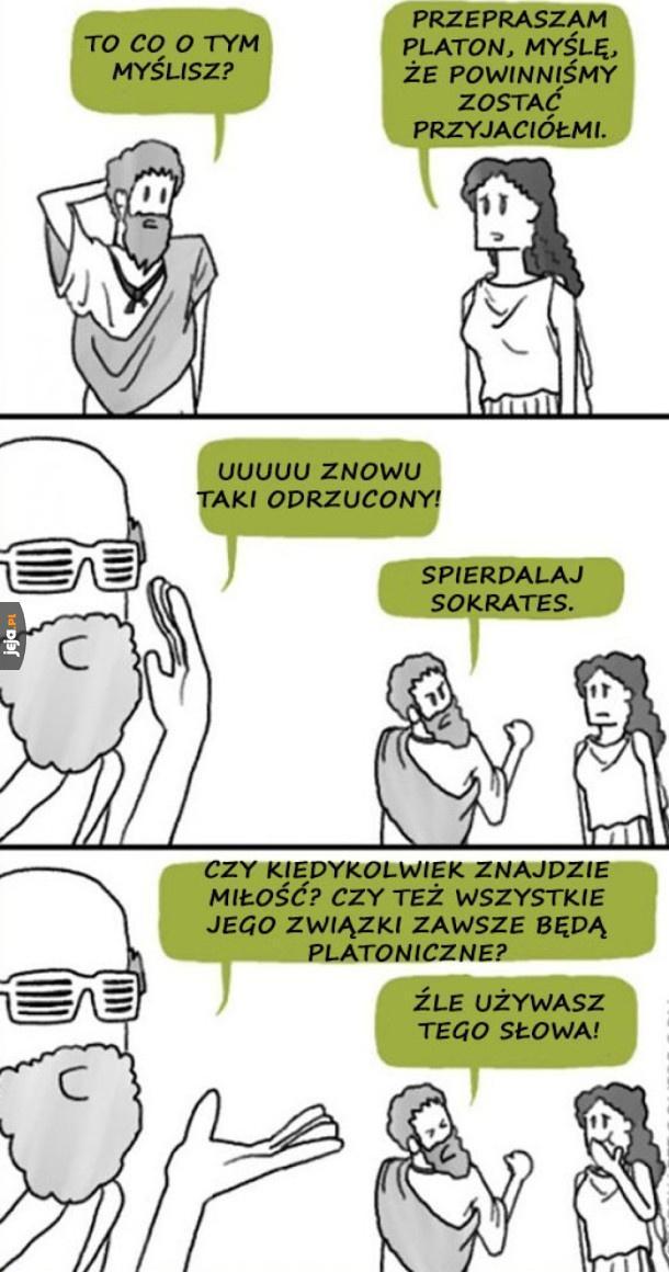 Sokrates to jest złośliwiec