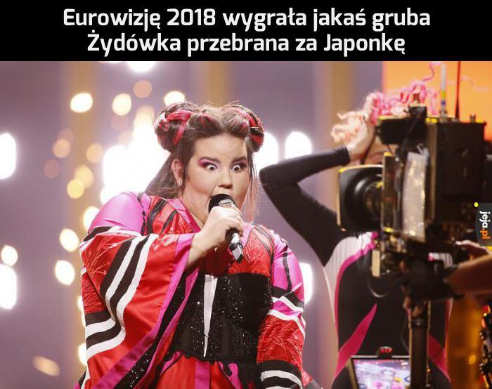 Tak się (niestety) wygrywa Eurowizję