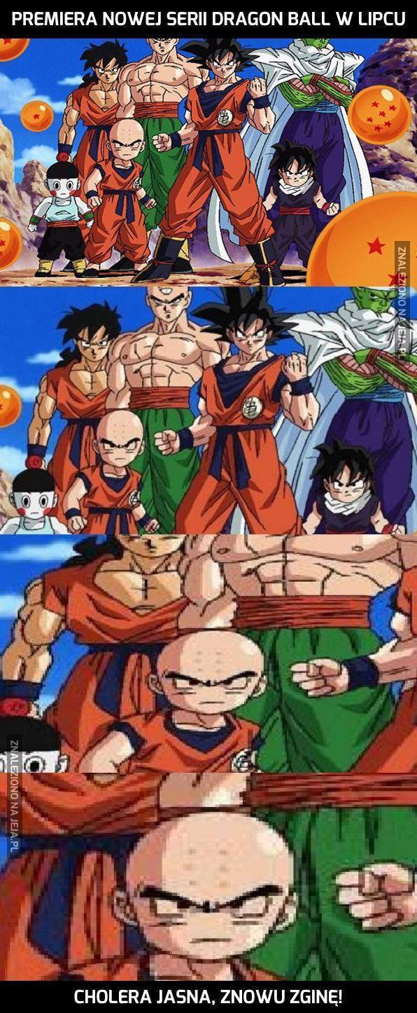 Dragon Ball powraca!