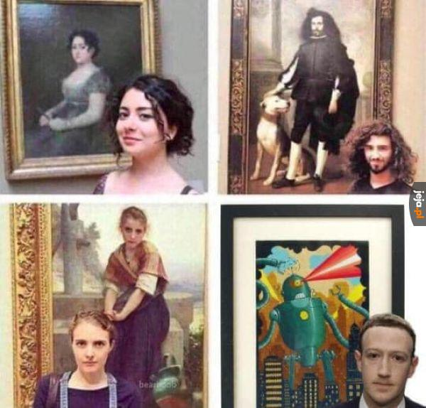 Sobowtóry na obrazach